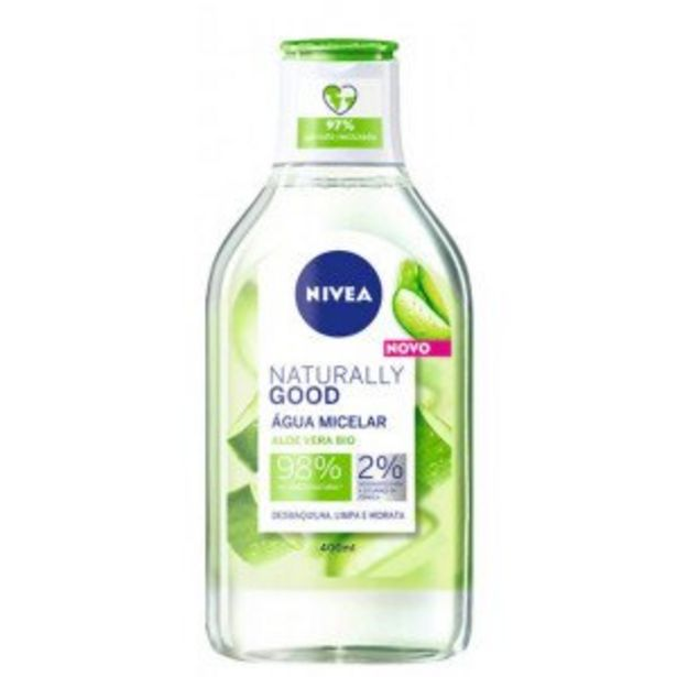 Oferta de Naturally Good Agua Micelar Aloe Vera... por 3,99€