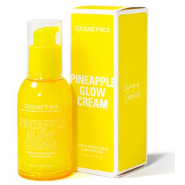Oferta de Pineapple Glow Cream Crema Hidratante Iluminadora por 9,95€