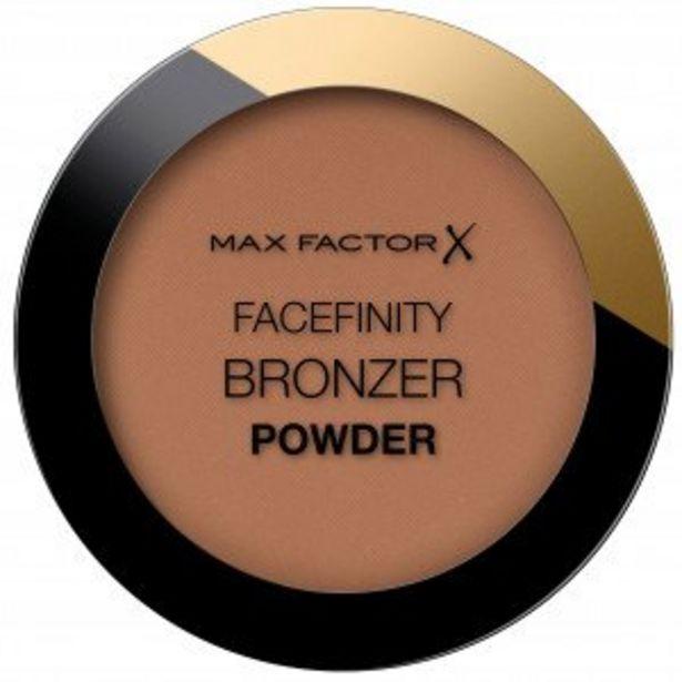 Oferta de Facefinity Bronzer Powder Polvos Bronceadores por 10,95€