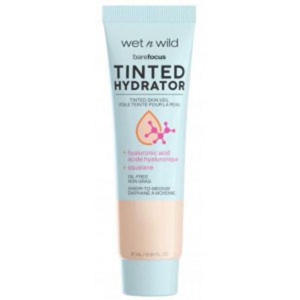 Oferta de Base de Maquillaje Bare Focus Tinted Hydrator por 4,39€