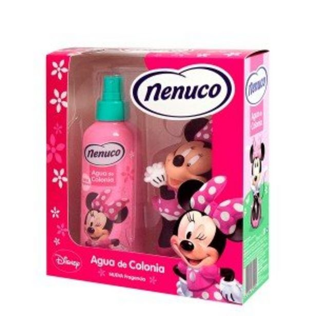 Oferta de Nenuco Colonia Minnie Mouse por 7,95€