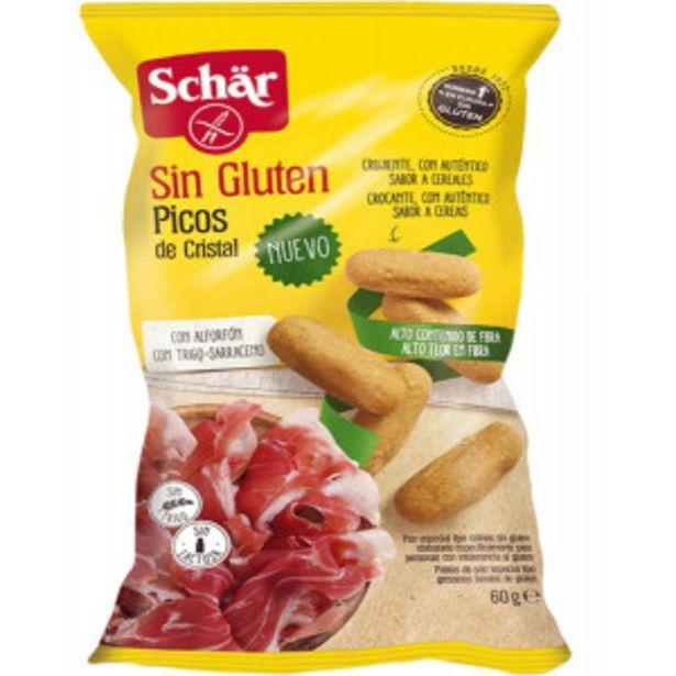 Oferta de Dr Schär Picos de Cristal sin Gluten por 0,89€