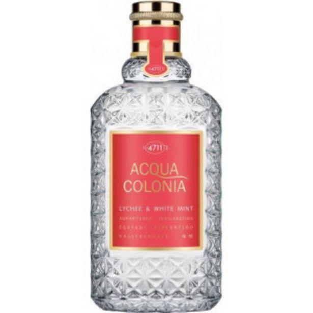 Oferta de Acqua Colonia Lychee & White Mint por 22,5€