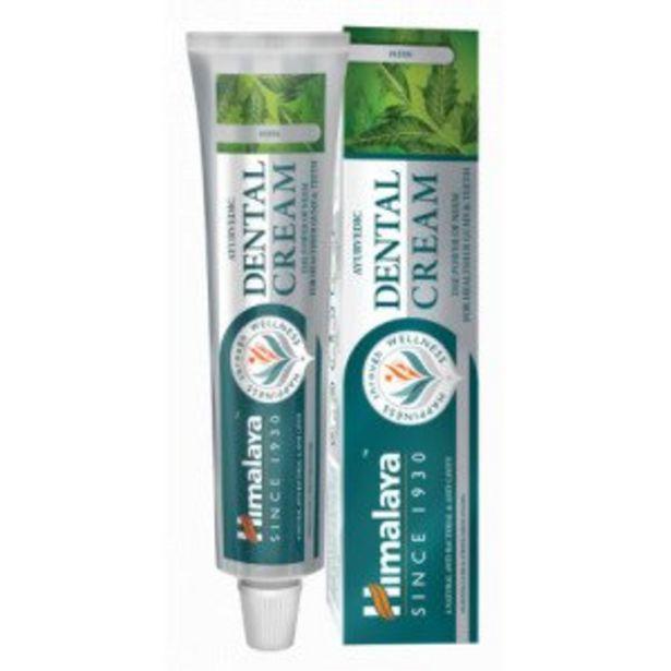 Oferta de Himalaya Crema Dental de Neem por 3,2€
