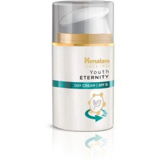 Oferta de Himalaya Youth Eternity Crema de Día SPF15 por 9,99€