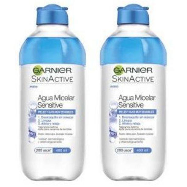 Oferta de Agua Micelar Sensitive Pack por 6,95€