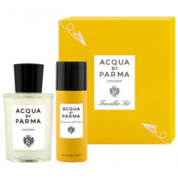 Oferta de Acqua di Parma Colonia Traveller Set por 99,95€