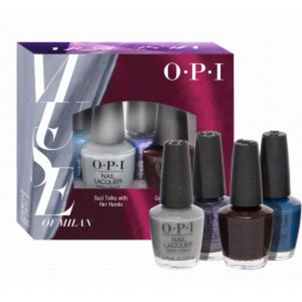 Oferta de Muse Of Milan Collection Pack Esmaltes de... por 15,95€