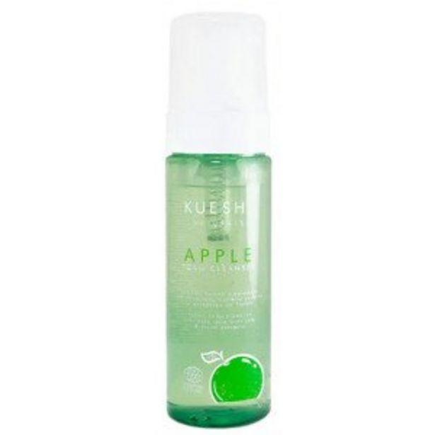Oferta de Espuma Limpiadora Suave de Manzana por 2,9€