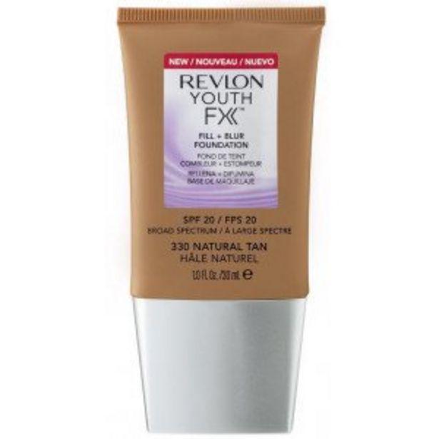 Oferta de Revlon Base de Maquillaje Youth FX Fill + Blur SPF20 por 15,95€