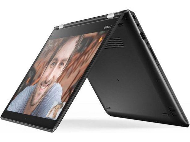 Oferta de Portátil Convertible 2 en 1 Reacondicionado LENOVO Yoga 510-14IKB (Grado C - 14'' - i3 - RAM: 8 GB - Disco duro: 256 GB SSD) por 759,97€