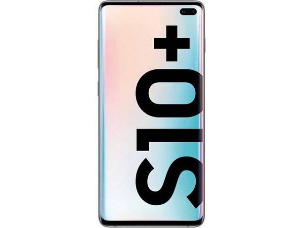 Oferta de Smartphone SAMSUNG Galaxy S10+ (Caja Abierta - 6.4'' - 8 GB - 512 GB - Negro Cerámico) por 809,97€