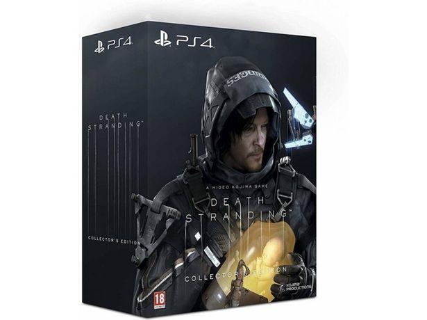 Oferta de Juego PS4 Death Stranding (Caja Abierta - Collector's Edition - M18) por 135,57€
