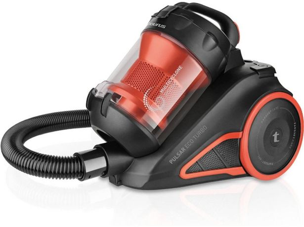 Oferta de Aspirador sin bolsa TAURUS Pulsar Eco Turbo (Caja Abierta - Caja Abierta - A - 78 dB) por 71,97€