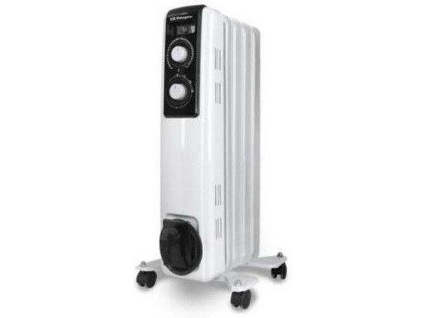 Oferta de Radiador de Aceite ORBEGOZO RF1000  (Caja Abierta - 1000 W) por 46,37€