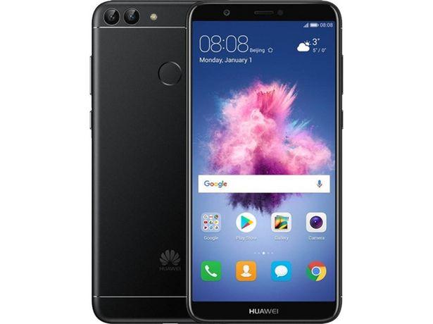 Oferta de Smartphone HUAWEI P Smart (Caja Abierta - 5.6'' - 3 GB - 32 GB - Negro) por 179,97€