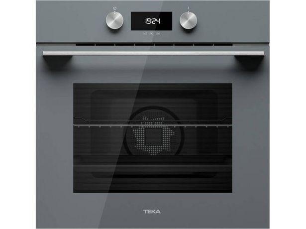 Oferta de Horno TEKA HLB 8400 P (70 L - 59.5 cm - Hidro y Pirolítico - Inox) por 459,99€