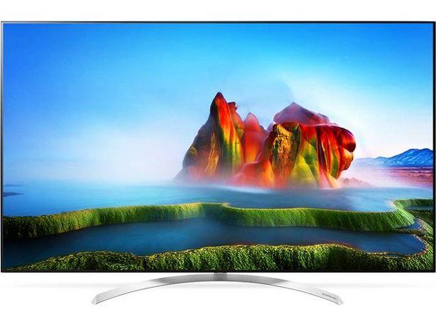 Oferta de TV LG 65SJ810V (Caja Abierta - LED - 65'' - 165 cm - 4K Ultra HD - Smart TV) por 1199,27€