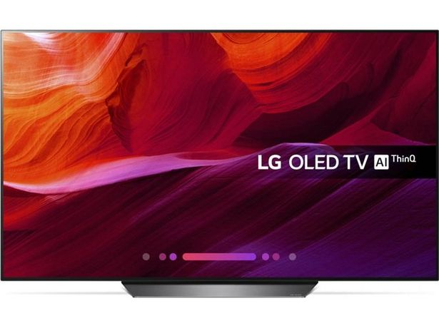 Oferta de TV LG 65B8PLA (Caja Abierta - OLED - 65'' - 165 cm - 4K Ultra HD - Smart TV) por 2033,17€