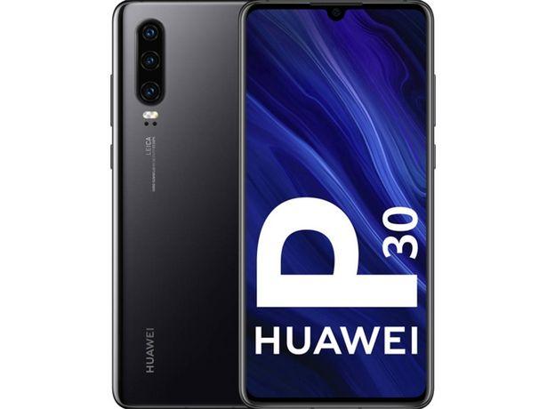 Oferta de Smartphone HUAWEI P30 (6.1'' - 6 GB - 128 GB - Negro) por 449,99€