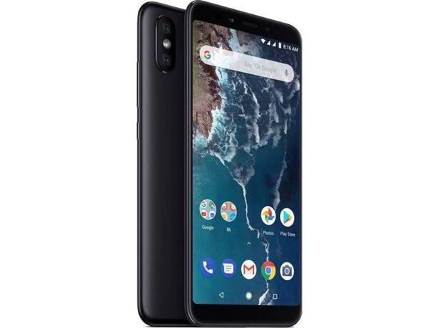 Oferta de Smartphone XIAOMI Mi A2 (Caja Abierta - 5.9'' - 4 GB - 32 GB - Negro) por 224,97€