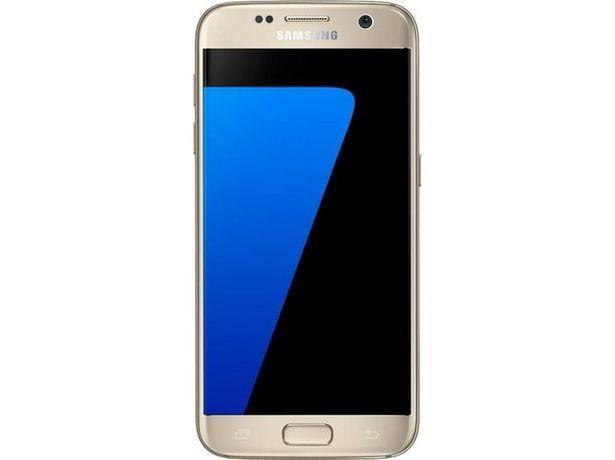 Oferta de Smartphone SAMSUNG Galaxy S7 (Caja Abierta - 5.1'' - 4 GB - 32 GB - Dorado) por 314,97€