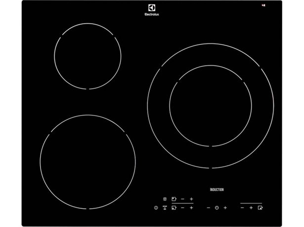 Oferta de Placa de Inducción ELECTROLUX EHH6332FOK (Caja Abierta - Eléctrica - 59 cm - Negro) por 359,97€
