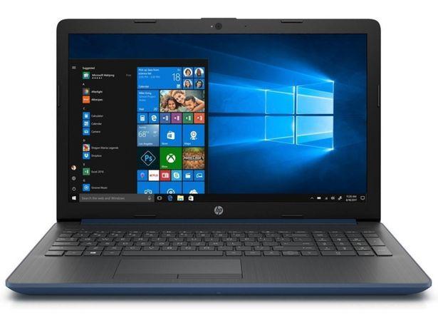 Oferta de Portátil HP Notebook 15-DB0024NS - 3ZU50EA (Caja Abierta - 15.6'' - AMD A9-9425 - RAM: 12 GB - 256 GB SSD - AMD Radeon 520) por 484,47€