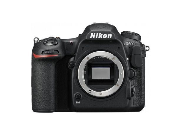 Oferta de Cámara Réflex NIKON D500 (20.9 MP - ISO: 100 a 51200 - Sensor: DX) por 1580,59€