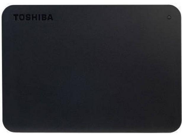 Oferta de Disco HDD Externo TOSHIBA Canvio Basics (Caja Abierta - Negro - 2 TB - USB 3.0) por 51,97€