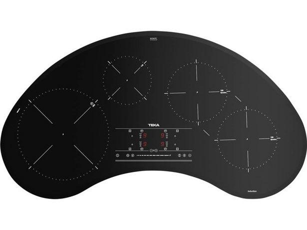 Oferta de Placa de Inducción TEKA IRC 9430 KS (Eléctrica - 95 cm - Negro) por 839,2€