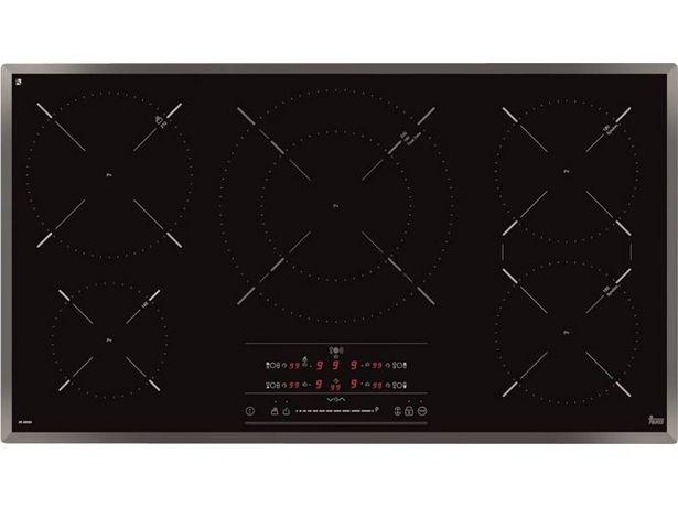 Oferta de Placa de Vitrocerámica TEKA IR 9530 (Caja Abierta - Eléctrica - 90 cm - Negro) por 761,37€