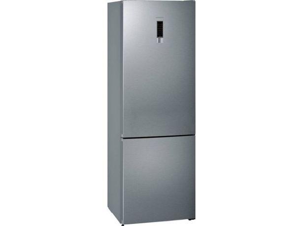 Oferta de Frigorífico Combi Reacondicionado SIEMENS KG49NXI3A (Grado A - No Frost - 203 cm - 435 L - Inox) por 1049€