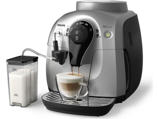 Oferta de Cafetera Superautomática PHILIPS HD8652/51 (Caja Abierta - 15 bar - 5Niveles de molienda) por 404,97€