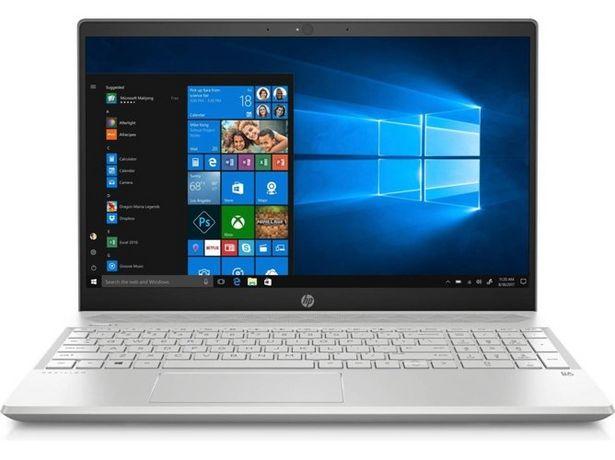 Oferta de Portátil HP Pavillion CS1001NS - 4XH41EA (15.6'' - Intel Core i7-8565U - RAM: 12 GB - 256 GB SSD - NVIDIA GeForce GTX 1050) por 1049,97€