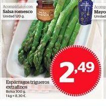 Oferta de Espárragos trigueros por 2,49€
