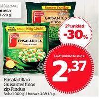 Oferta de Ensaladilla rusa congelada Findus por 3,39€