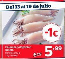 Oferta de Calamares por 5,99€