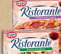 Oferta de Pizza Dr Oetker por 6,78€