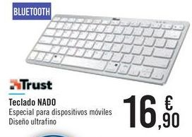 Oferta de Teclado NADO Trust por 16,9€