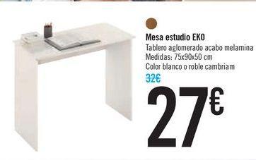 Oferta de Mesa estudio EKO por 27€
