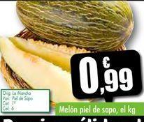 Oferta de Melón Unide por 0,99€