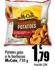 Oferta de Patatas fritas McCain por 1,79€
