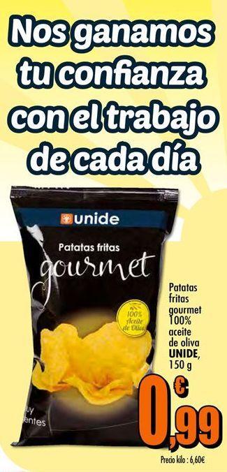 Oferta de Patatas fritas Unide por 0,99€