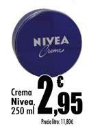 Oferta de Crema hidratante Nivea por 2,95€