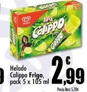 Oferta de Helados Frigo por 2,99€