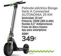 Oferta de Patinete eléctrico Bongo Serie A Connected  por 349€