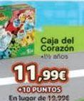 Oferta de Caja del Corazón  por 11,99€