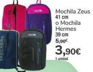 Oferta de Mochila Zeus o Mochila Hermes  por 3,9€