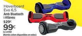 Oferta de Hoverboard Evo 6,5 por 99€